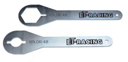 Fork cap wrench set fot WP XPLOR 48
