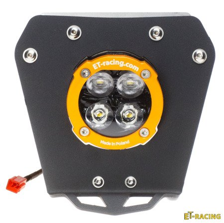 Led Lamp Dual 4 KTM EXC 2018-20 with injection