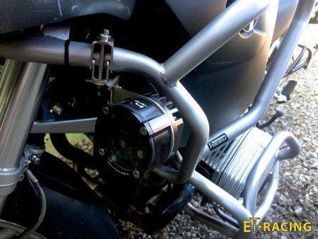 Zestaw 2x Lampa Led Dual.4 z mocowaniem do gmoli + Sterownik GJ-CAN dla BMW